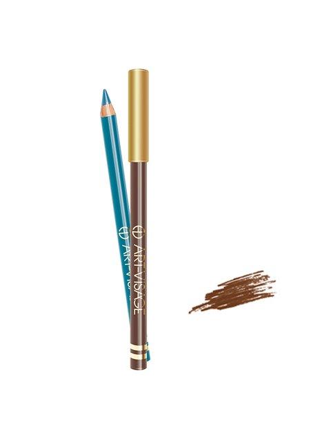 Олівець для очей - №102 - коричневий (5 г) ART-VISAGE 4064329