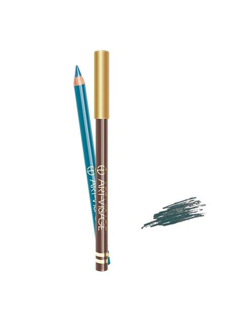 Олівець для очей - №107 — зелений (5 г) ART-VISAGE 4064333