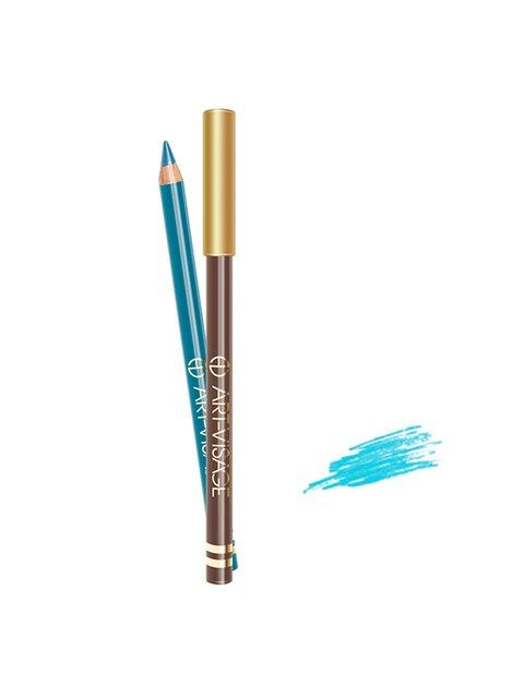 Олівець для очей - №113 — блакитний перламутр (5 г) ART-VISAGE 4064337