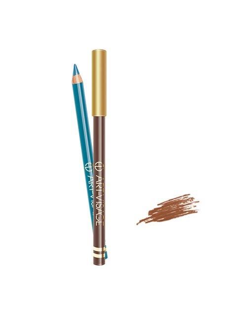 Олівець для очей -№120 — темний горіх (5 г) ART-VISAGE 4064340
