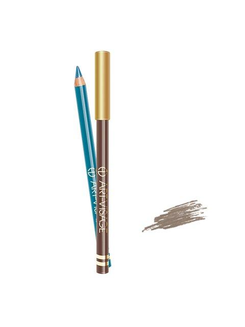 Олівець для очей -№123 — сіро-бежевий (5 г) ART-VISAGE 4064342