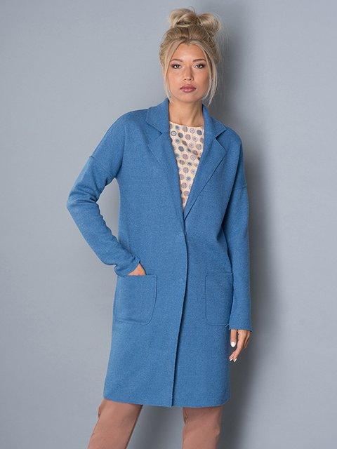 Кардиган голубой Lesya 3551881