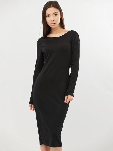 Платье черное CRISS 4071499