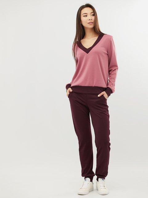 Костюм: брюки и пуловер CRISS 4071522