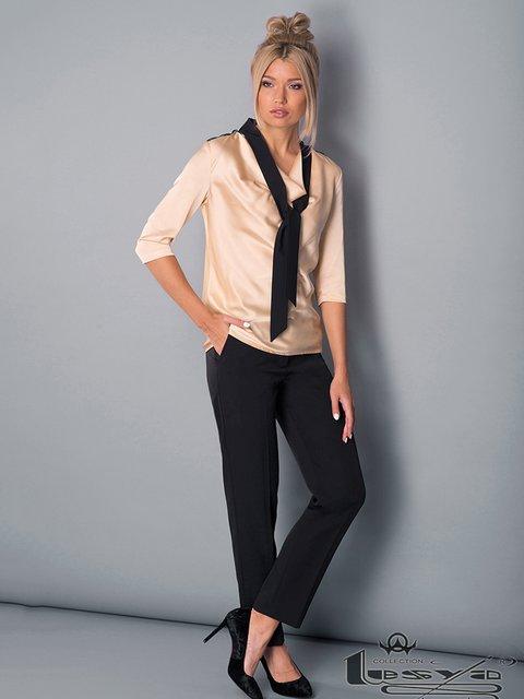 Блуза пісочного кольору Lesya 3552960
