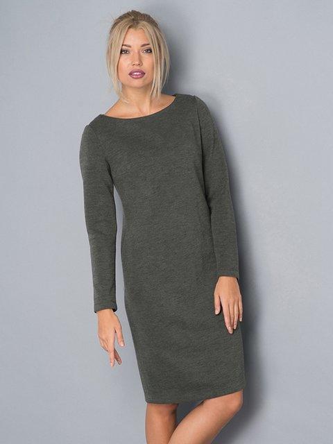 Сукня темно-сіра Lesya 3766806