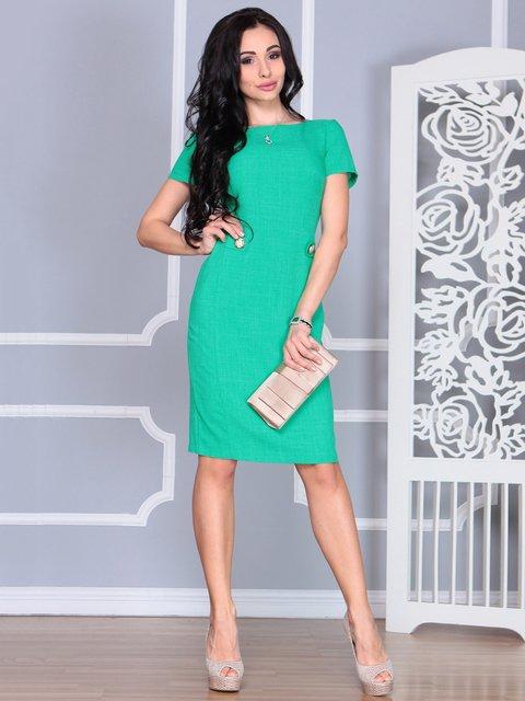 Сукня зелена Dioni 4068463
