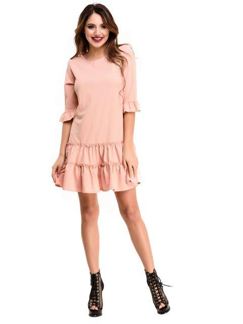 Платье бежевое Magnet 4080307