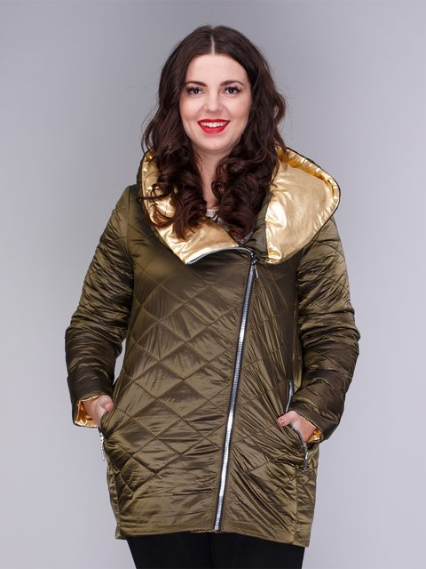 Куртка бронзового кольору V.O.G.S 4081202