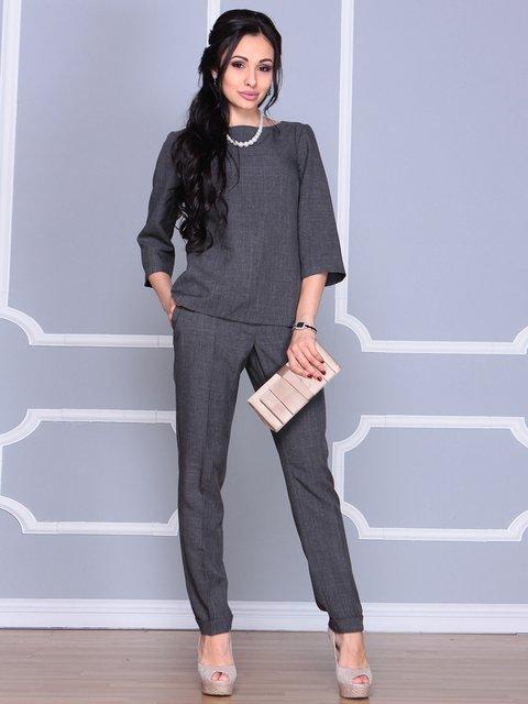 Костюм: блуза и брюки Laura Bettini 4078877