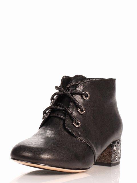 Черевики чорні Blizzarini 4060577