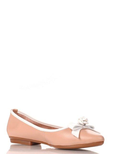 Балетки рожеві PERA DONNA 4060553