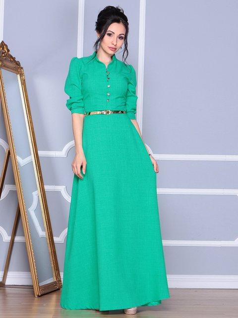 Сукня зелена Rebecca Tatti 4092889