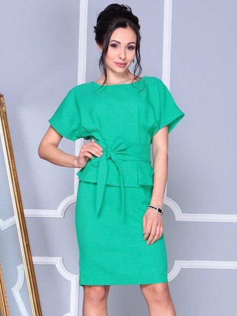 Сукня зелена Rebecca Tatti 4092894