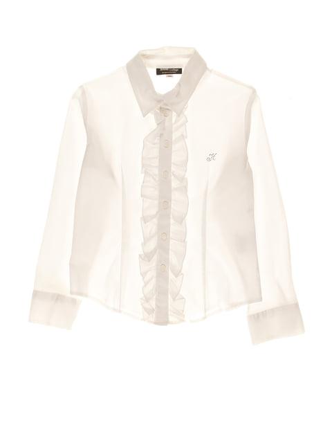 Блуза біла Kathe Kruse 4064843