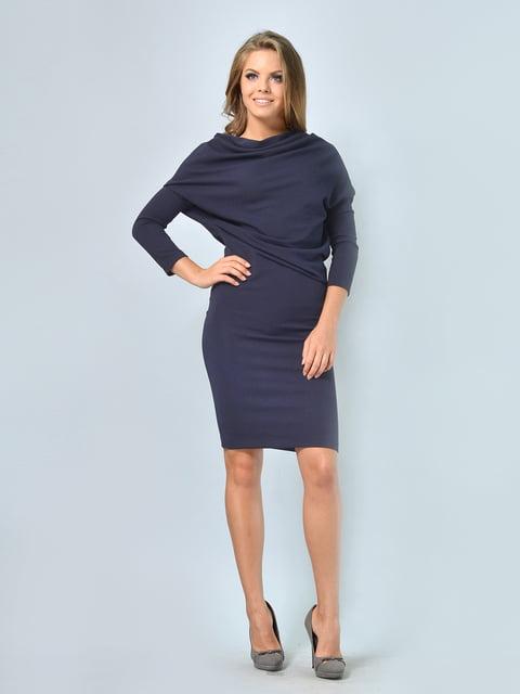 Платье темно-синее LILA KASS 4103062