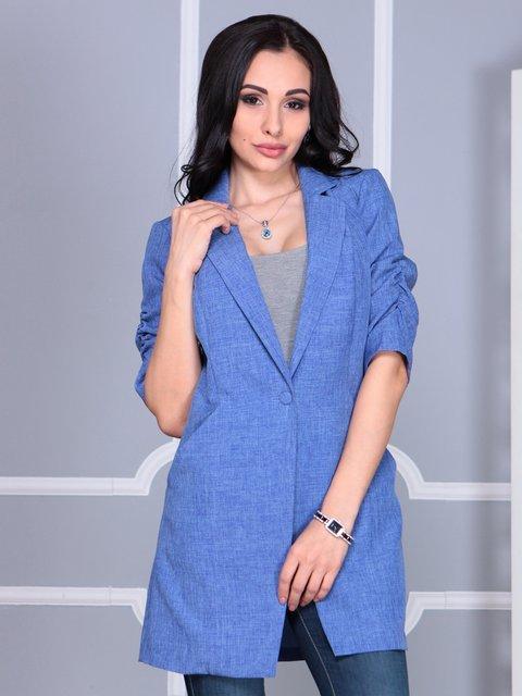 Кардиган синий Laura Bettini 4109511