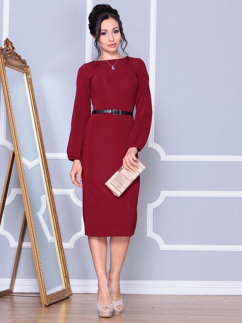 Сукня сливового кольору Laura Bettini 4109549