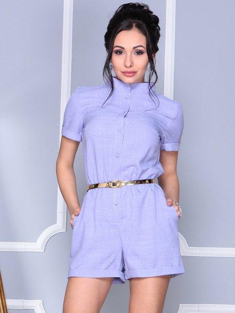 Комбинезон светло-фиолетовый Rebecca Tatti 4109568