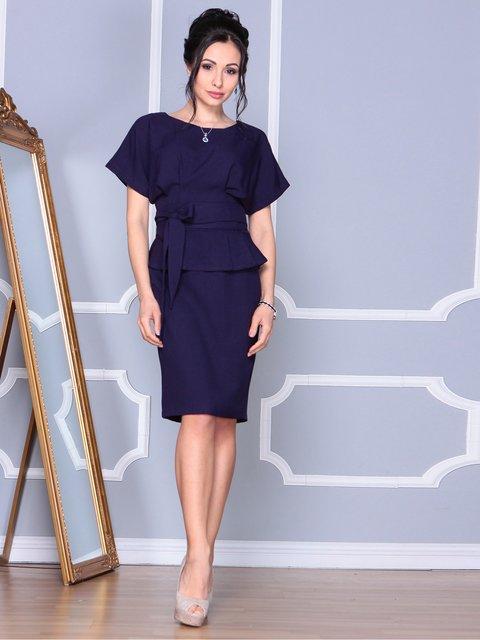 Сукня темно-фіолетова Rebecca Tatti 4109570