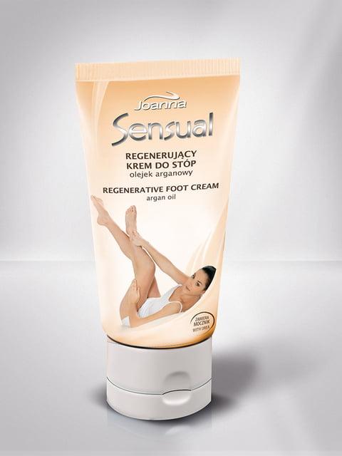 Крем для ног Sensual с аргановым маслом (100 г) Joanna 1377900