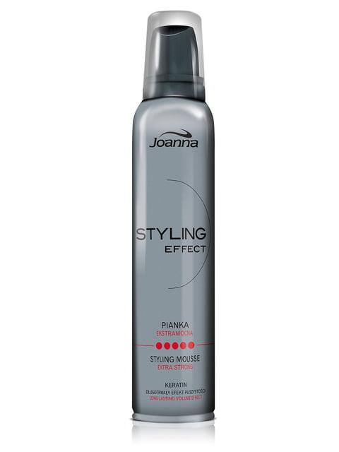 Пенка для укладки волос сверхсильной фиксации Styling Effect (150 мл) Joanna 1377955