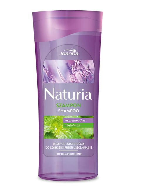 Шампунь для нормальных и склонных к жирности волос с мятой и вереском (200 мл) Joanna 1604718