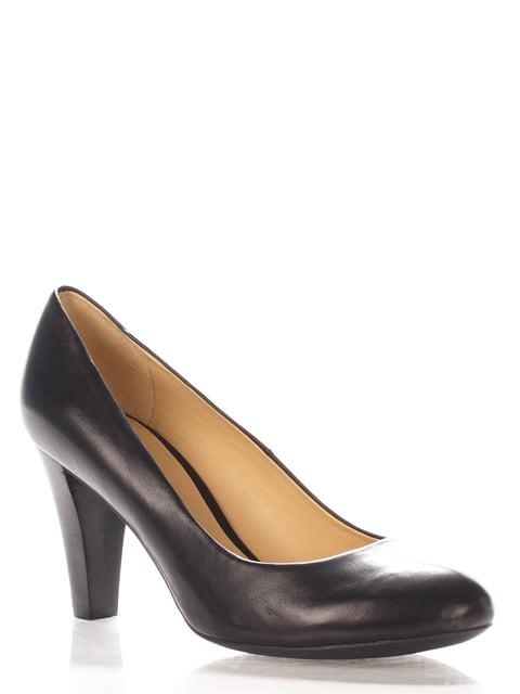 Туфли черные Geox 2830528