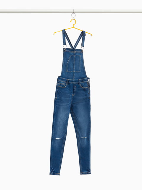 Комбинезон синий джинсовый Oviesse 4057743