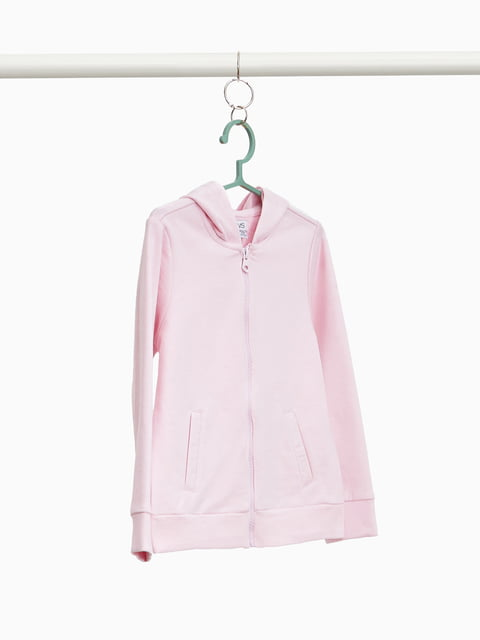 Толстовка розовая Oviesse 4057567