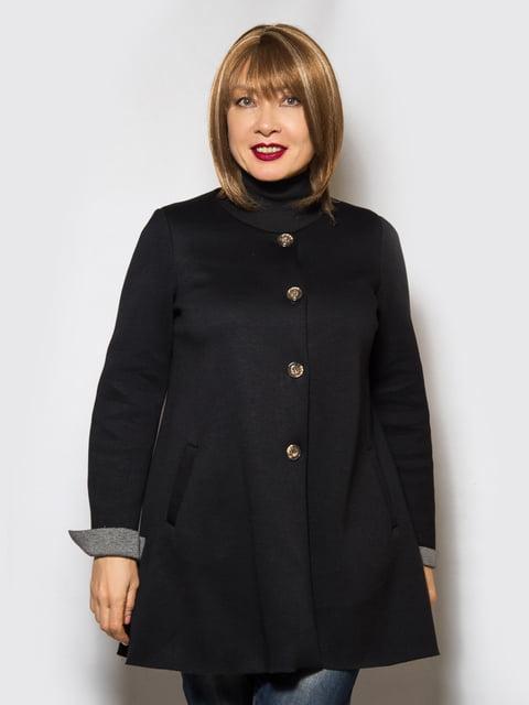 Пальто чорне LibeAmore 4120207