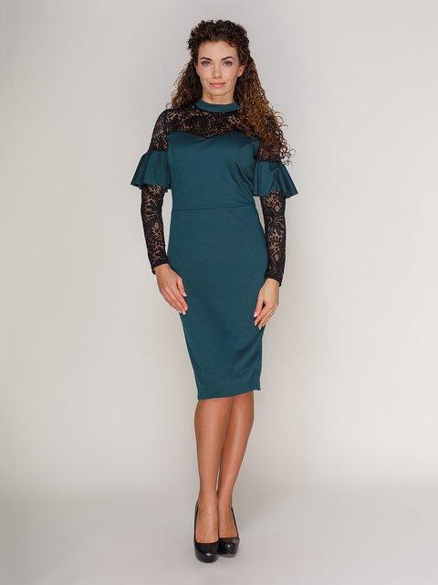 Сукня темно-зелена Marc Vero Maxxi 3821197