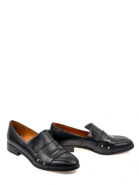 Туфли черные LeoModa 4125241