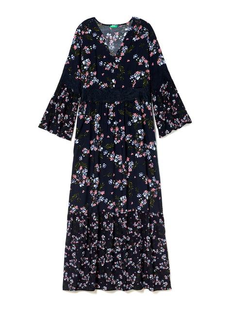 Сукня в принт Benetton 4055913