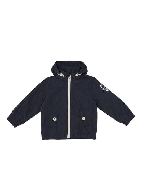 Куртка чорна Chicco 4128357