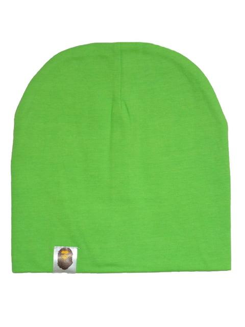 Шапка зелена Top Baby 4127279