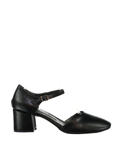 Туфлі чорні Fox 4129639