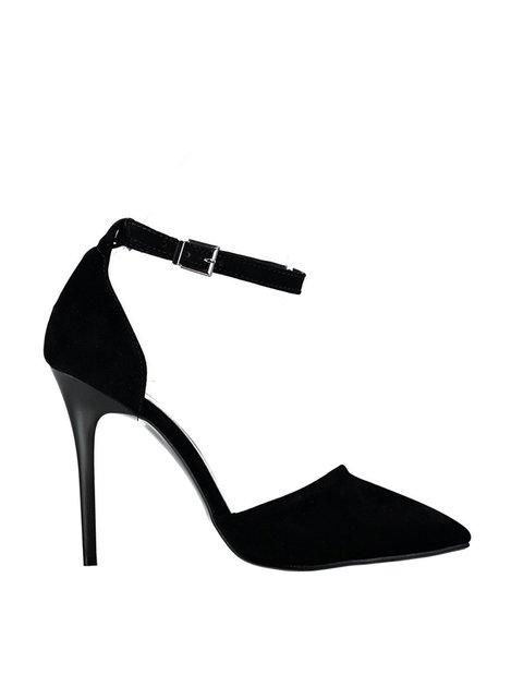 Туфлі чорні Fox 4130708