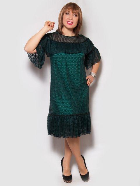 Платье зеленое LibeAmore 4132157