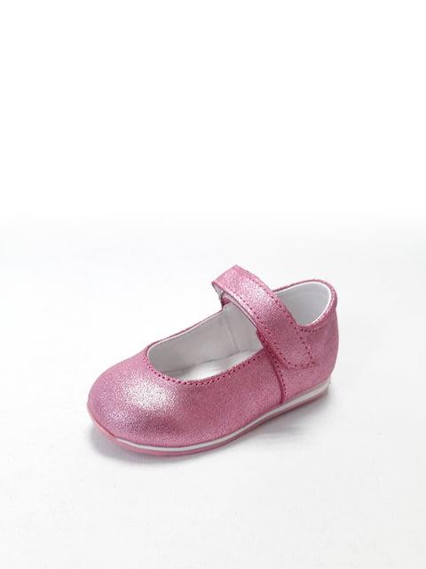 Туфли розовые Tops 4134339