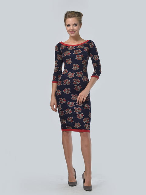 Платье в принт LILA KASS 4133106