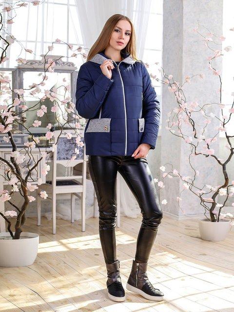 Куртка синяя Favoritti 4135162