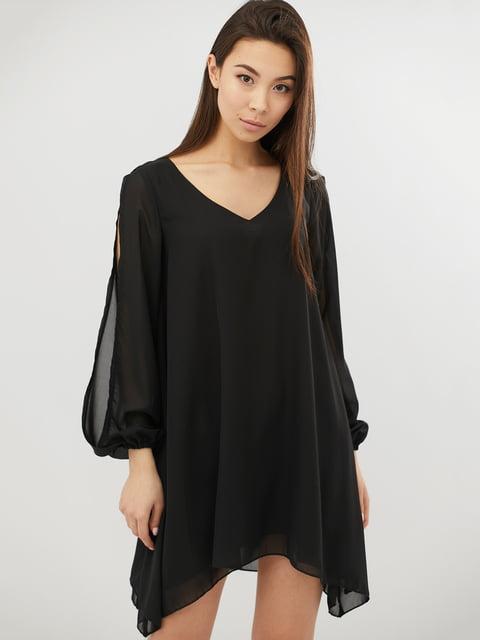 Платье черное CRISS 4137107