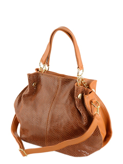 Сумка коричнева Easspaulo 4137135