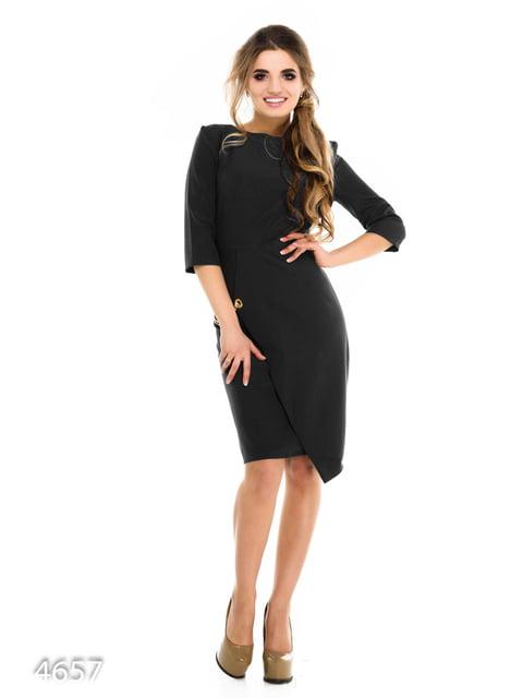 Платье черное Magnet 4109481