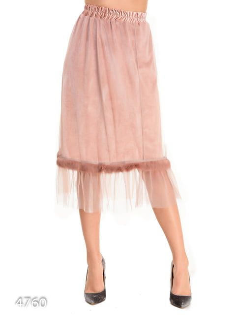 Юбка розовая Magnet 4137873