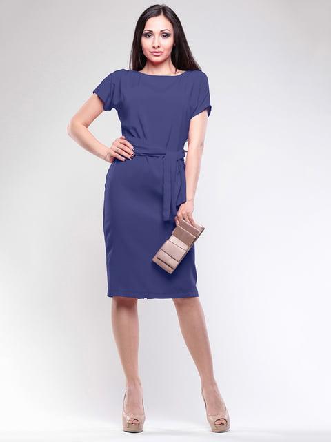 Сукня чорнильного кольору Laura Bettini 4137075