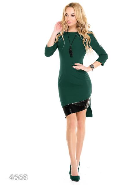 Платье зеленое Magnet 4080321