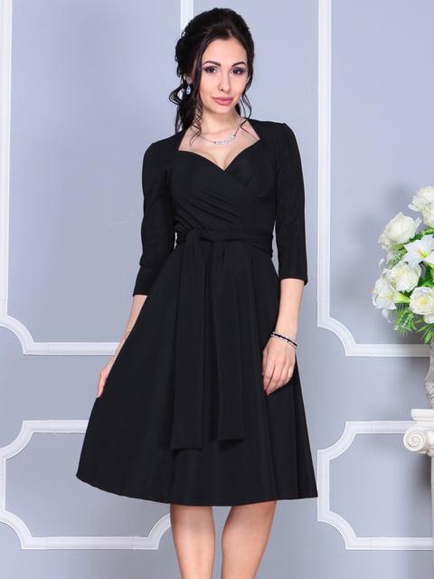 Платье черное Laura Bettini 4137082