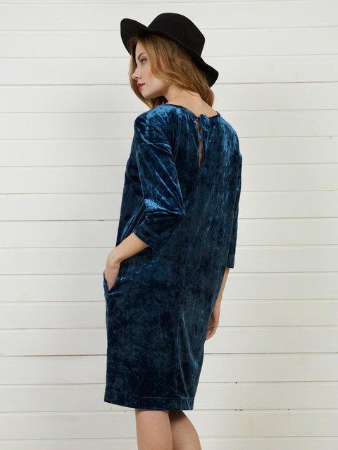 Платье синее Jet 4141272